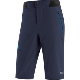 GORE WEAR C5 Spodnie krótkie Mężczyźni, niebieski